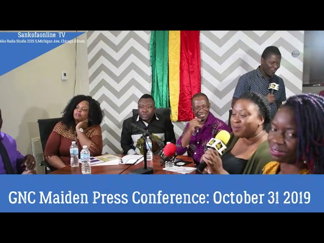 GNC Press Conference Last questions