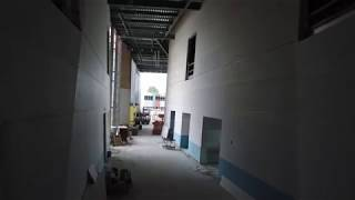 August 24, 2017: Nordic Museum Construction Progress (Interior)