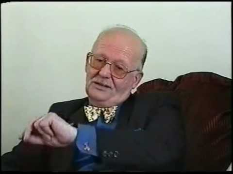 Michael Sheard (Doctor Who actor) Wine & Dine Interview 1999