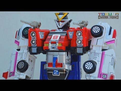 [TMT][197] Review DX VRV Robo! VRV ロボ! Gekisou Sentai Carranger! 激走戦隊カーレンジャー!