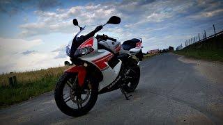 Zapowiedź Moto_Vlog#0 Yamaha TZR50 INTRO!!!