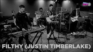 FILTHY   Justin Timberlake   The Shadowboxers Cover