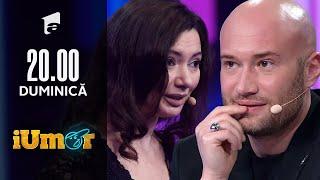 Semifinala iUmor 2020 | Lavinia Dalea, număr de stand-up comedy cult