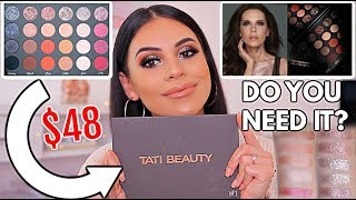 TATI BEAUTY REVIEW... BEST PALETTE OF 2019? | JuicyJas