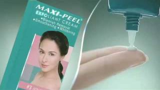 Maxi-Peel Exfoliant Cream TVC Thumbnail
