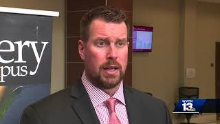 Former NFL QB Ryan Leaf talks about battle with drug addiction in Tuscaloosa