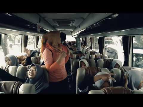 Journey#4 Trip Jakarta - Bandung SMPN 1 PUNUNG (DITA TOUR PACITAN)
