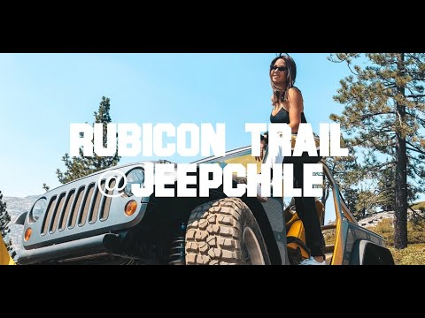 JEEP EXPERIENCE 2018 - RUBICON TRAIL