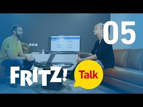 FRITZ! Talk 05 - VPN einrichten