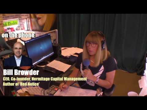 Bill Browder Interview - The Randi Rhodes Show 07/21/17