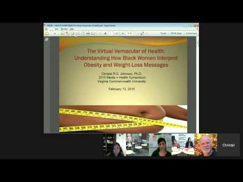 Research Panel 3: Trends in health communication research