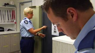 Broadmeadows Police Station Work Placement (WK13)
