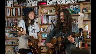 courtney barnett and kurt vile npr music tiny desk concert