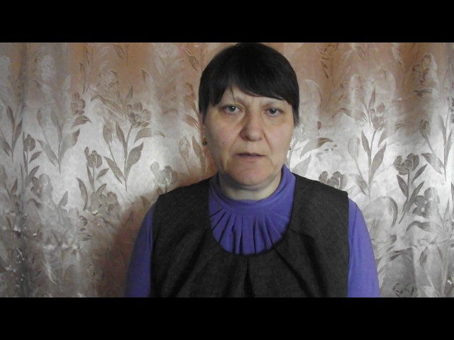 Изображение предпросмотра прочтения – ЛидияСамсонова читает произведение «Баллада о Матери» А.Д.Дементьевa