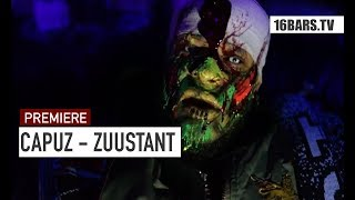 Capuz - ZUUSTANT (prod. by ZEENIN RANK) | 16BARS.TV Videopremiere
