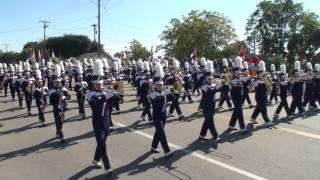 Chino HS - National Fencibles - 2011 Chino Band Review