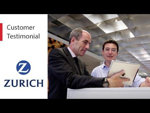 Zurich Insurance Group Mobile App Platform Customer Testimonial