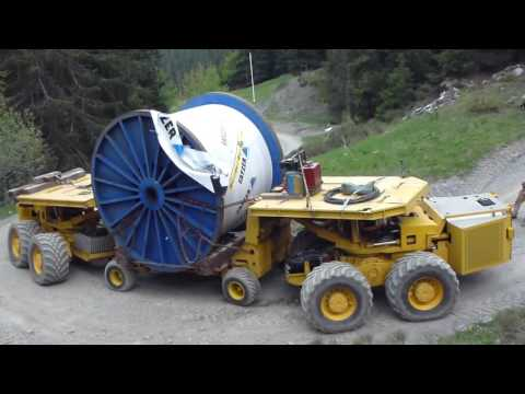 Massive Machines That Move!, Extreme Truck Transport Loading Biggest, Largest, Heaviest, L