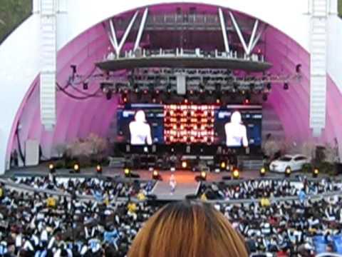 100501 Korean Music Festival 2nd performer [Fancam]