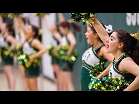 Inside Sports: St. John's Catholic Prep Cheerleading