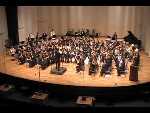 GMEA All State Symphonic Band 2009 - Hazo (Arabesque)