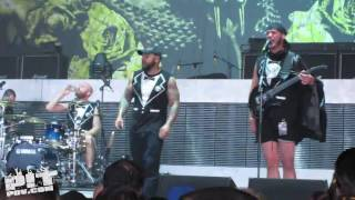 KILLSWITCH ENGAGE • Holy Diver • Rockstar Mayhem Fest 2009 • Dallas, Texas • PIT POV HD