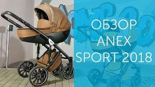 коляска anex Sport 2 in 1