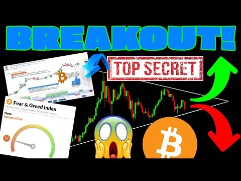 BITCOIN BREAKOUT IMMINENT + Secret Chart For When To Buy Bitcoin In A Bullish Trend