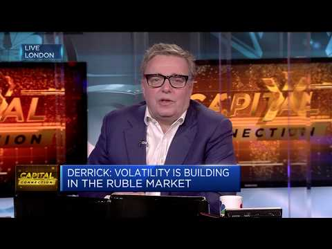 Currency strategist: Volatility is building in the ruble market | Capital Connection
