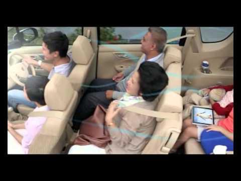 Suzuki Ertiga Double Blower TVC