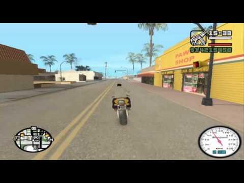 Como Pegar Motos Bonitas Rapidas No Gta San Andreas