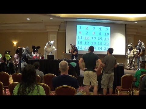 Texas Furry Fiesta 2017 Impossible Fursuit Charades