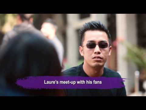 Ncell star of the month laure rap song