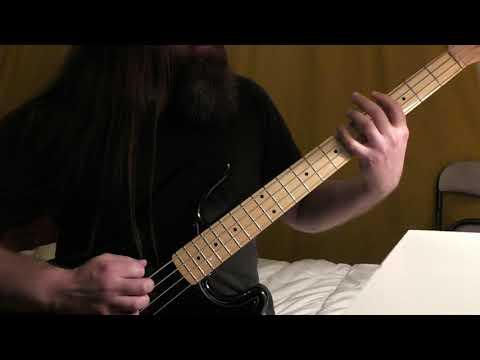 """5 Milliards"" - LOFOFORA Bass Cover"