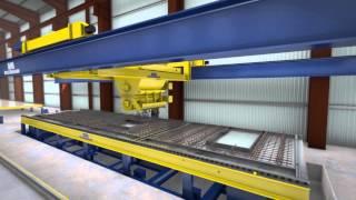 Производство двойных стен и перекрытий(На линиях оборота поддонов эффективно и рационально производятся сборные железобетонные конструкции..., 2012-06-29T13:37:37.000Z)