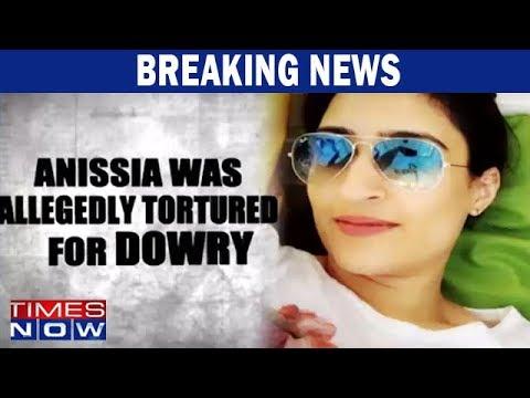 Air Hostess Anissia Batra's Husband Arrested By Delhi Cops