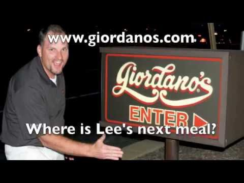 Traveler's Passion for Food - Giordano's