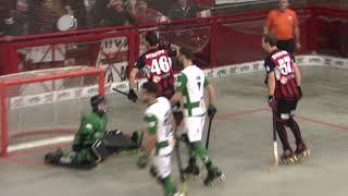 Highlights Europa Cup - CARISPEZIA Hockey Sarzana (It) - Sporting Club Tomar (Pt) 6 - 2
