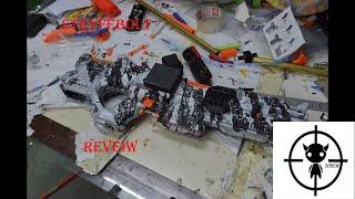 เนิร์ฟบ้าโม : ปืนNerf ฺCrossbolt Light VT feat Reviewhere