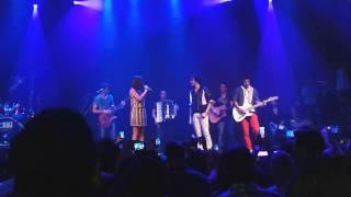 Sam Alves e Marcela Bueno - A Thousand Years . Primeiro show em Campinas