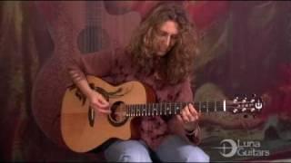 Baixar Luna Artist Series Phoenix Guitar
