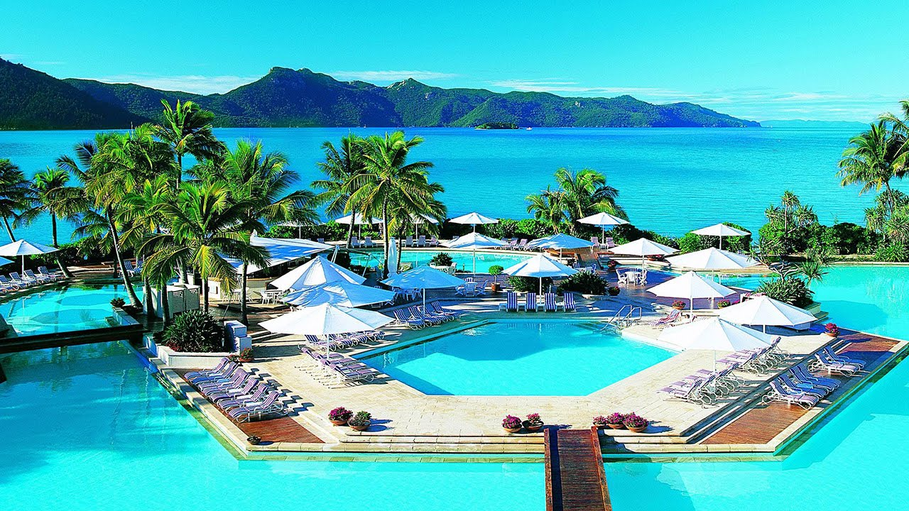 top 10 luxury honeymoon resorts youtube - World S Most Amazing Swimming Pools