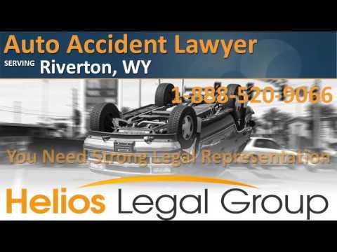 Riverton Auto Accident Lawyer - Wyoming