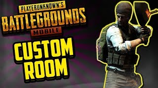 PUBG MOBILE | CUSTOM GAMES WITH KRONTEN GAMING - JOIN FAST😍