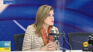 Primera entrevista de Merecedes Aráoz como presidenta del Consejo de Ministros│RPP
