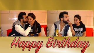 Rithvik Dhanjani celebrates his birthday with Asha and Tellybytes