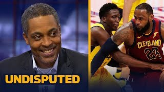 Rod Strickland on the importance of Victor Oladipo in Pacers- Cavs pivotal Game 6 | UNDISPUTED thumbnail