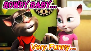 Rowdy Baby Song in Tom Version / Animated Folk Song / KALAVUM KATRU MARA