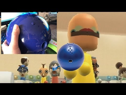 Can A Wii Bowling Ball Get Me A Perfect Game On Wii Sports Bowling