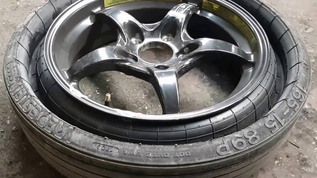 This Is Crazy Mercedes New Sparewheel Youtube